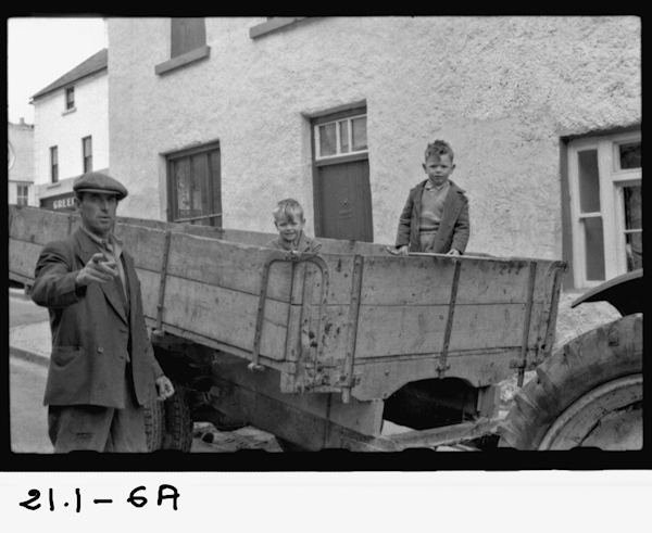 Miscellaneous Pictures of Old Kinvara