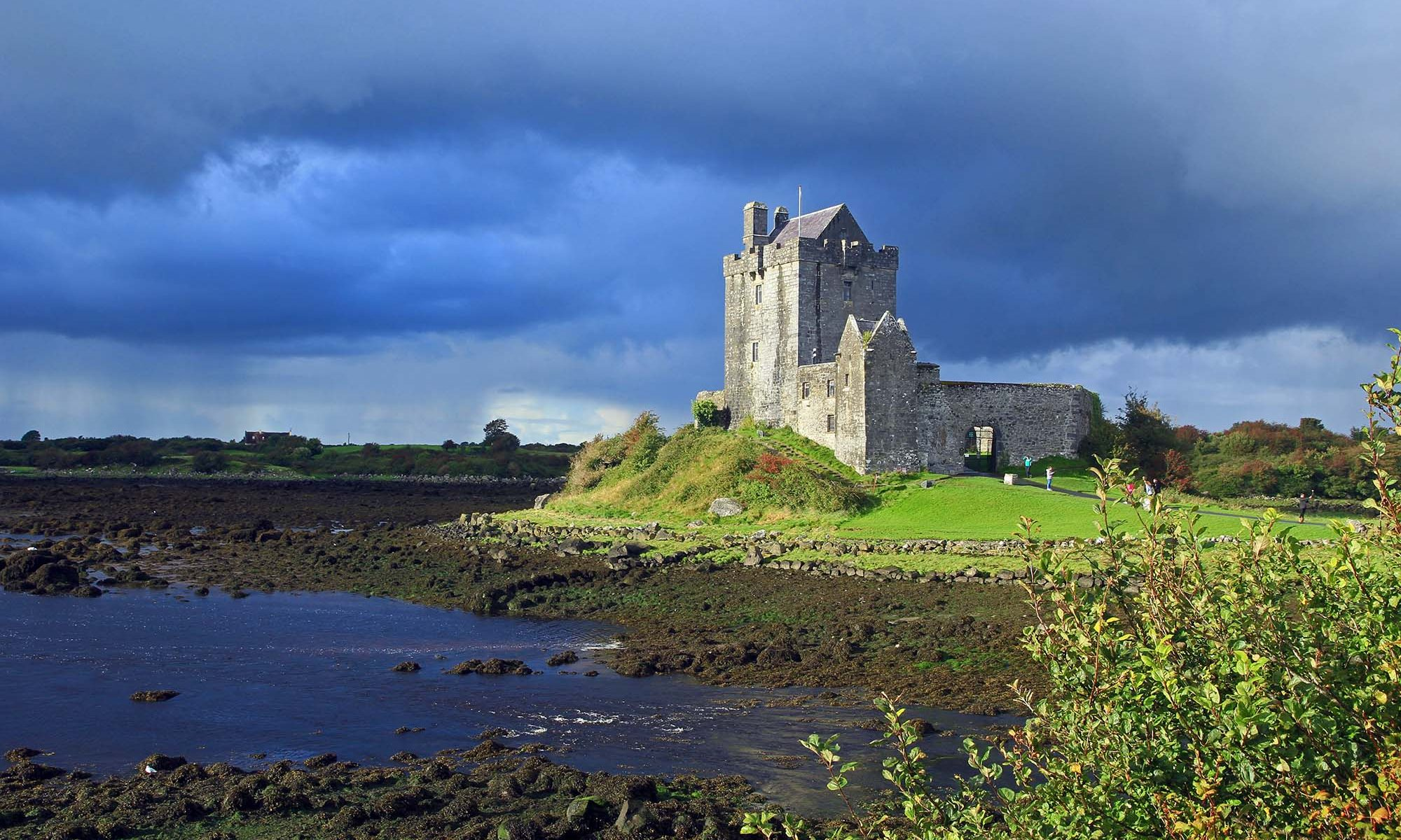 Dunguaire Castle, Kinvara, Co. Galway
