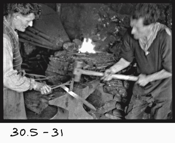 Jack Burke's Forge, Kinvara